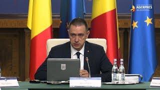 Fifor, în ședința de guvern: 23 de judeţe se află sub avertizare de cod galben de ninsori