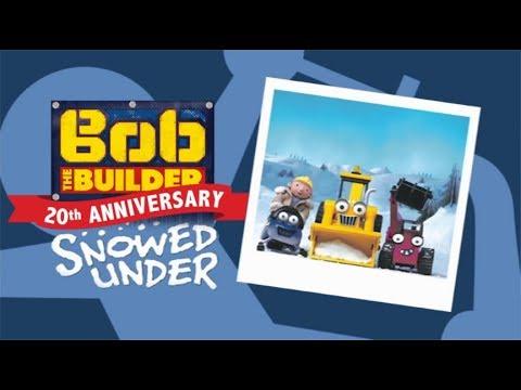 Snowed Under | Bob the Builder Classics | Celebrating 20 Years!
