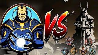 Shadow Fight 2 ТИТАН VS ВРАТА ТЕНЕЙ