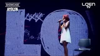 K POP Hyolyn SISTAR   Lonely + Stalkerft Mad Clown + One Way Love Showcase 2013 1128