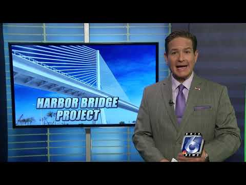Harbor Bridge design activities suspended
