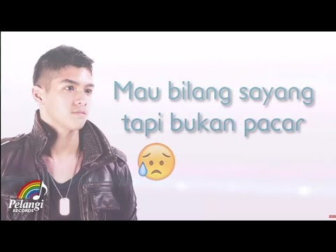 Pop   al ghazali   lagu galau  official lyric video    soundtrack anak jalanan