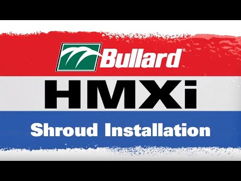 HMXi Shroud Installation