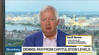 Emerging Markets Are Far from Capitulation Levels, Says UBS's Dennis