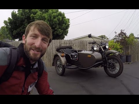 MC Commute: 2017 Ural Gear-Up Sidecar