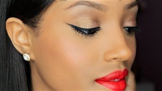 Winter Holiday Glam- Drugstore Edition!