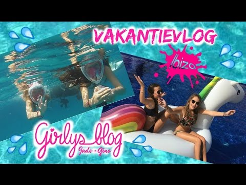 Vakantievlog Op Ibiza En Formenteragirlys Blog
