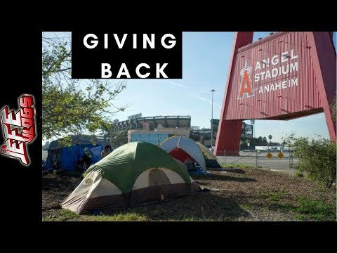 The Car Community Giving Back To Homeless (Change the way you think)