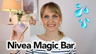 Für Euch getestet: NIVEA Feste Gesichtsreinigung MAGIC BAR
