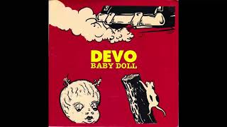 Devo - Baby Doll, 12in extended single