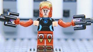 Lego Robbery: Iron Man Begin