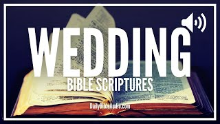 Bible Verses For Wedding | 21 Special Scriptures About Weddings