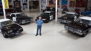 Classic California Highway Patrol Cars - Jay Leno