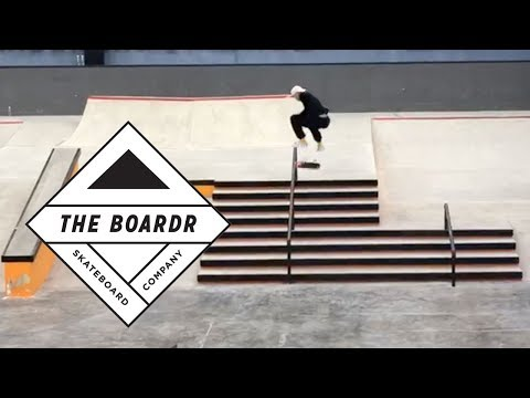 How Jake Ilardi Won $20,000 With This Bonkers Skateboarding Run in China