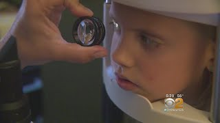Report Suggests Thousands Of Young Children Struggle With Eye Problems