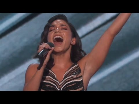 Vanessa Hudgens BUTCHERS Celine Dion Cover at 2017 Billboard Music Awards