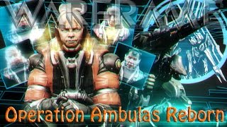 Warframe - Update 20.4: Operation Ambulas Reborn