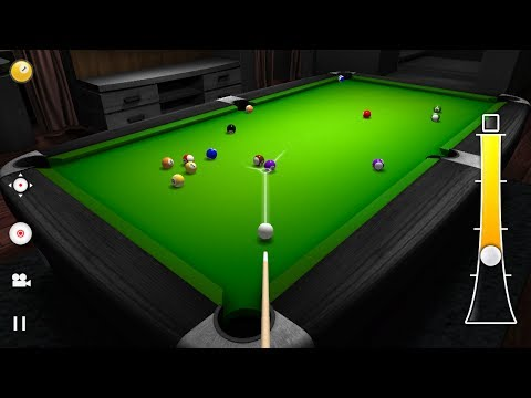 Video of Real Pool 3D