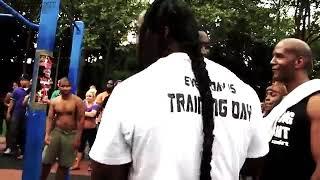 Legendary BEAST - Blood, Sweat and Tears (Street Workout Motivation)