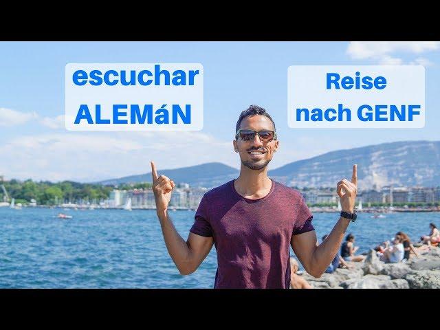 Video Aussprache von genf in Deutsch