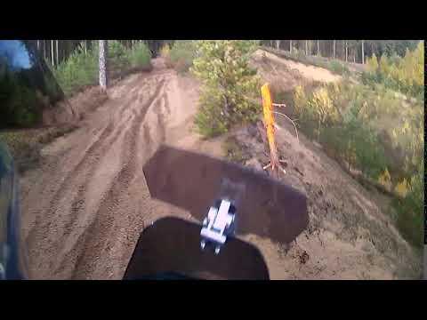 ktm 990 adventure sand ride