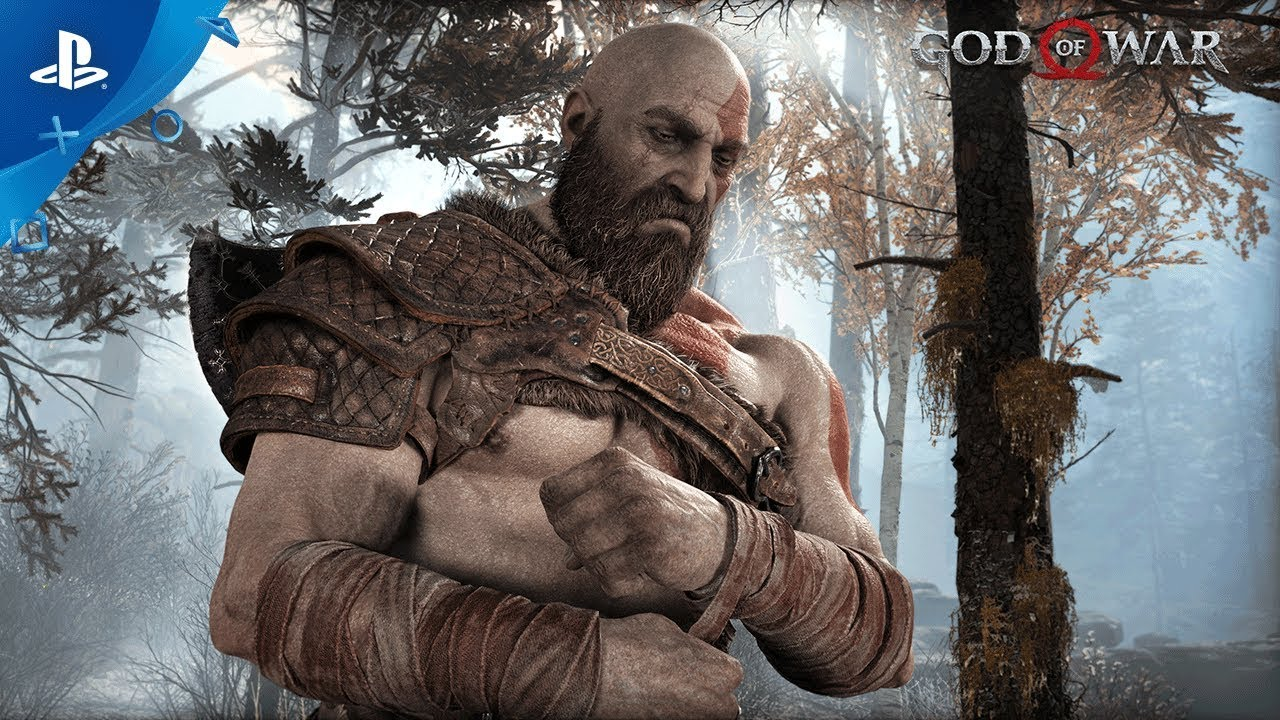 God of War Out April 20 on PS4