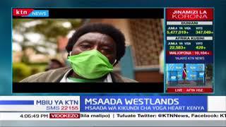Msaada Westlands :Mbuge wa Westlands Wanyonyi atoa msaada wa chakula kwa watu wanaoishi na ulemavu