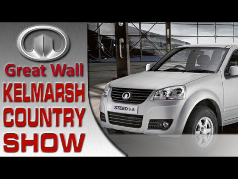 Great Wall Motor At The 2015 Kelmarsh Country Show