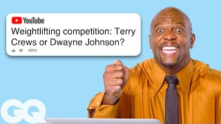Terry Crews Goes Undercover on Reddit, YouTube and Twitter | GQ