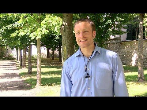 Gabriel de Lépinau, futur missionnaire MEP 2017
