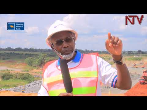 Isimba Dam to be commissioned in 5 months