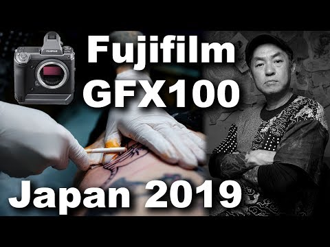 External Review Video K0yO-HSmQ44 for Fujifilm GFX100 Medium Format Camera