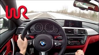 2014 BMW 435i xDrive (6-Speed Manual) - WR TV POV Test Drive
