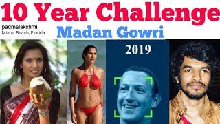 10 Year Challenge Explained   Tamil   Madan Gowri   MG