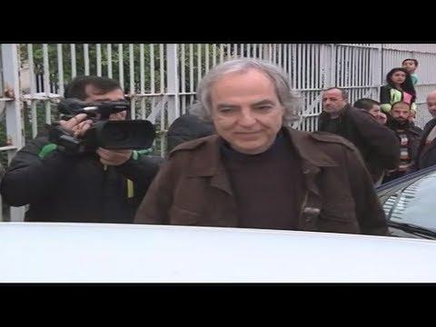 Με νέα 48ωρη άδεια βγήκε από τις φυλακές Κορυδαλλού ο Δ. Κουφοντίνας