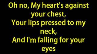 Ed Sheeran - Kiss Me (Karaoke) Lyrics On Screen