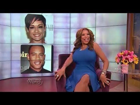 , title : 'Wendy Williams telling stories from her past'