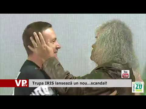 Trupa IRIS lansează un nou…scandal!