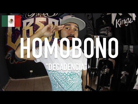 Homobono - Decadencia ( Arsenal De Rimas ) [ TCE Mic Check ]