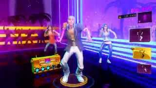 Dance Central 3: Cupid Shuffle - 100% Gold*