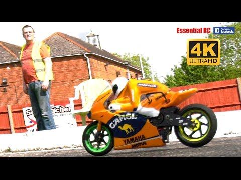 High Speed RC BIKE / MOTORCYCLE MOTO-GPe Racing [*UltraHD and 4K*]