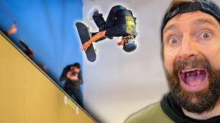 THE WORLD'S BEST VERT SKATER?!