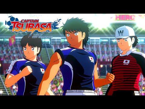 Trailer de Captain Tsubasa Rise of New Champions Deluxe Edition