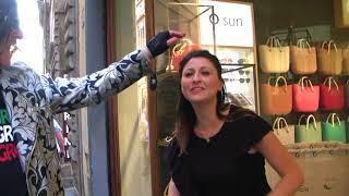 Intervista Commessa Gnocca O Bag Store negozio borse sotto gli occhi tra i rombi delle 1000 Miglia
