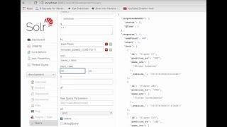How to debug search queries in sunspot solr