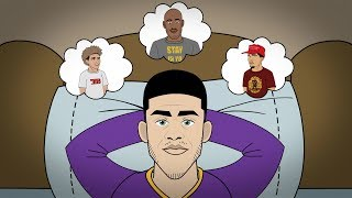 Home A-Lonzo: A Big Baller Christmas