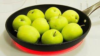 Яблоки  ТЫ ЗНАЕШЬ, ЧТО НУЖНО ДЕЛАТЬ