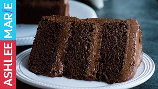 chocolate cake recipe with buttermilk and cocoa powder
