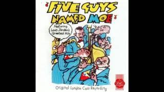 Brother Beware - Five Guys Named Moe: Musical
