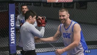 Bang, You're Out | THE ULTIMATE FIGHTER